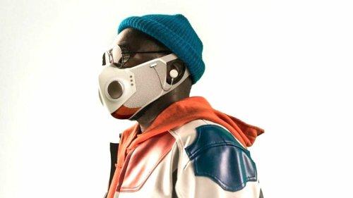 Un masque protecteur high-tech à 300 balles ou le pari fou de will.i.am