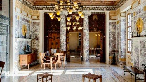 La Villa Kérylos en lice pour être élue monument préféré des Français 2021