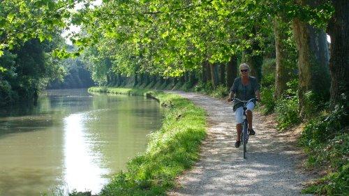 Une incroyable piste cyclable de 200 km va relier Toulouse à l'Espagne