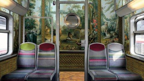 Des œuvres de musées vont décorer le RER C