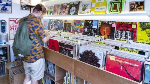 Une giga vente de 30 000 vinyles à mini prix bientôt à Paris