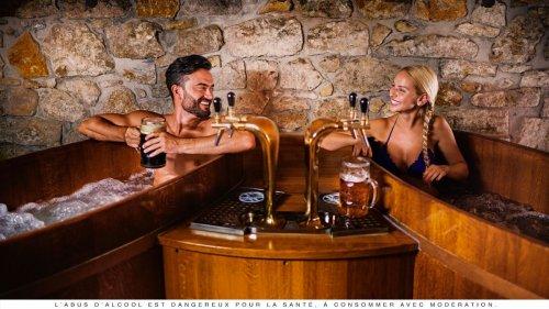 ALERTE : un incroyable spa à la bière va ouvrir ses portes à Strasbourg !