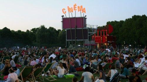 La Villette : le programme du cinéma en plein air dévoilé
