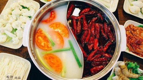 À Lyon, vous pouvez manger une véritable fondue chinoise à volonté
