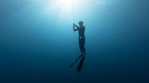 Un Marseillais décroche le titre de champion du monde d'apnée sous-marine