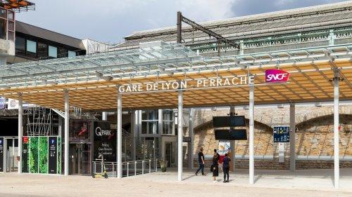 La gare de Lyon Perrache va se transformer en food court géant pendant 5 jours