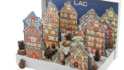 Pépite : découvrez les 2 calendriers de l'avent d'exception du chocolatier Niçois LAC