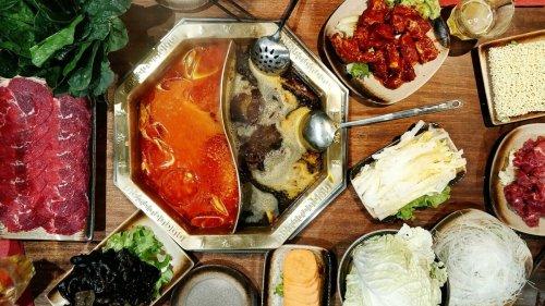 A Nice, vous pouvez manger une vraie fondue chinoise à volonté