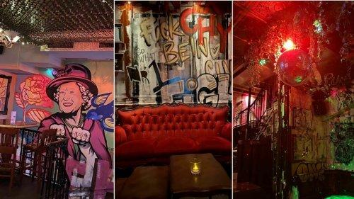 Le Flan', le ruin bar underground hyper stylé en bas des pentes de la Croix-Rousse
