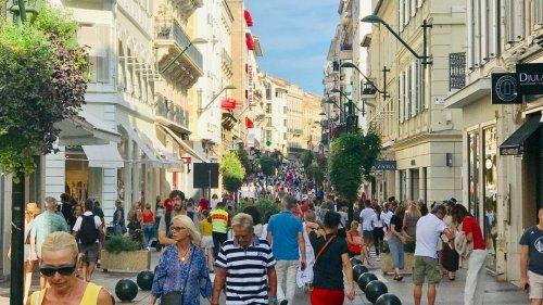 Bon plan : c'est la braderie des commerçants de Cannes ce week-end