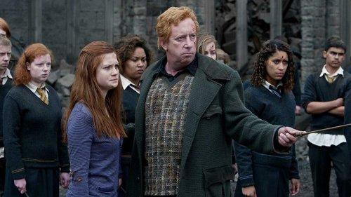 Harry Potter : le père de la famille Weasley de passage à Strasbourg !