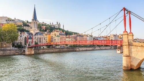 Lyon : l'eau du Rhône va changer de couleur dans les prochains jours