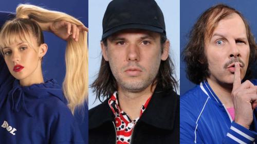 Angele, Orelsan, Philippe Katerine, Mcfly et Carlito au casting du prochain Astérix