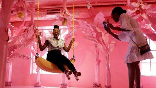 The Smile Safari : le musée le plus instagrammable de Belgique nous ouvre ses portes