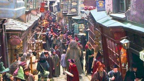 Un grand marché spécial Harry Potter tout près de Lyon en octobre