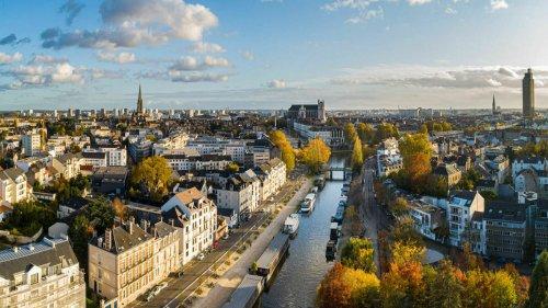 Nantes cover image