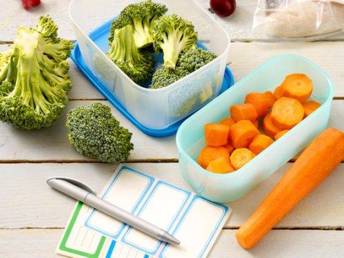 Gemüse einfrieren - so geht's richtig | LECKER