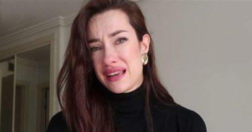 El llanto desconsolado de Adara al enterarse de la supuesta deslealtad de Rodri Fuertes