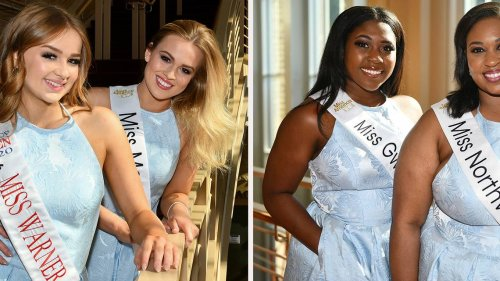 'Built-in best friend.' Sisters competing for Miss Georgia jobs share what experience is like
