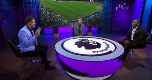 Leeds United fans spot Michael Owen error during Illan Meslier analysis