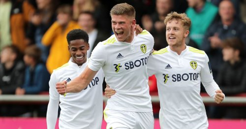 Leeds United transfer rumours as Whites 'turn down' Charlie Cresswell approach
