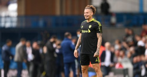 Kalvin Phillips will be assessed ahead of the vital Southampton clash