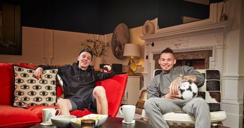 Fans disappointed by Kalvin Phillips' anonymous Gogglebox appearance