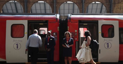 Tragedy as person killed after being hit by train in South Yorkshire
