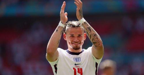 Kalvin Phillips' standout stat explains Luka Modric's Wembley woes