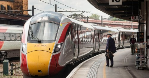New train drivers wanted - and the pay is absolutely massive