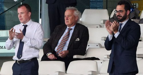 Angus Kinnear takes a swipe at Liverpool owner and hints at ownership changes