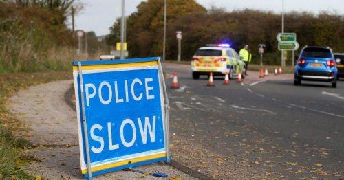 Live updates as major Yorkshire road shut after 'serious' crash