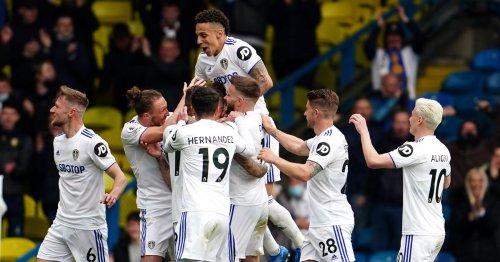 Premier League top four and relegation odds as Leeds United verdict delivered