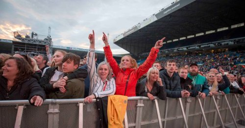 'Music fans shouldn't have to wait much longer for live gigs'