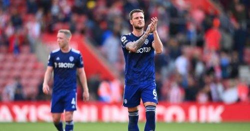 Liam Cooper makes Leeds United vow in aftermath of Southampton defeat