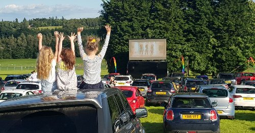 A huge drive-in cinema showing classic films is coming to Leeds this summer