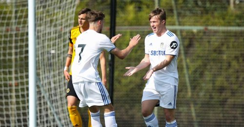 Leeds United under-23s crowned Premier League 2 Division Two champions