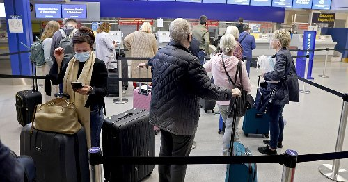 Holidaymakers queue alongside red list travellers in 'petri dish' airports