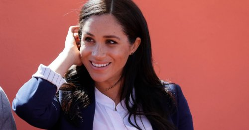 Meghan Markle posed with Kate Middleton years before they met