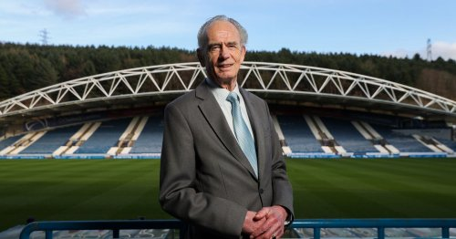 Ken Davy has saved Huddersfield YMCA - and the Giants could benefit greatly