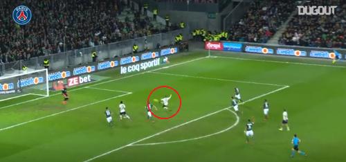 Ibrahimovic, Mbappé, Aubameyang : les plus beaux buts entre le PSG et Saint-Etienne