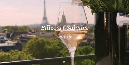 Champagne Brut Rosé Billecart-Salmon, l'accord parfait