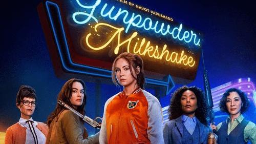 New Trailer For Karen Gillan's New Movie 'Gunpowder Milkshake' Drops
