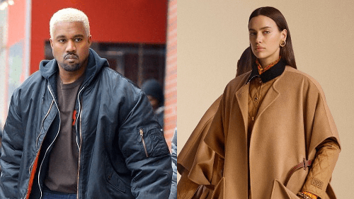 Irina Shayk and Kanye West Are Currently In Their 'Honeymoon Phase'