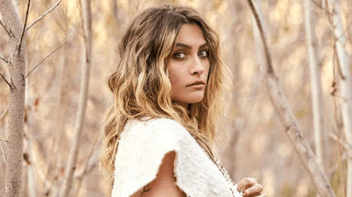 Paris Jackson Talks About Her Past Struggles On Red Table Talk