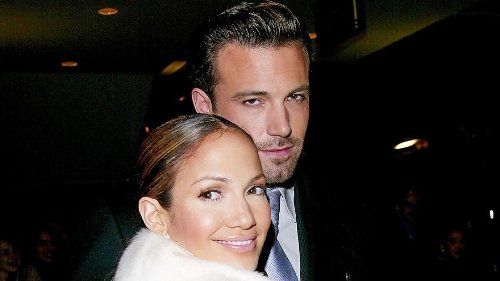 Jennifer Lopez And Ben Affleck Seal It With A Kiss