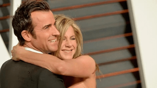 Jennifer Aniston And Justin Theroux, The Exes Setting Friendship Goals