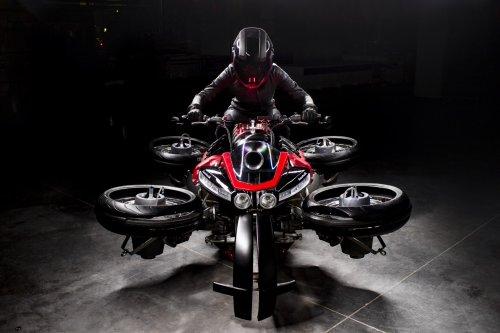 LMV 496 è la moto volante che costa mezzo milione di dollari   Lega Nerd