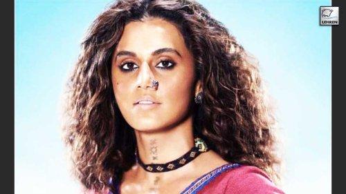 """Taapsee Pannu अभिनीत फ़िल्म """"रश्मि रॉकेट"""" का दमदार ट्रेलर हुआ रिलीज़, एक्ट्रेस का दिखा दमदार अंदाज"""