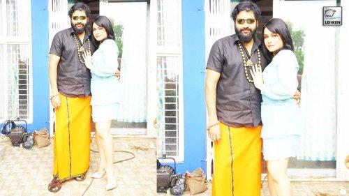Pakhi Hegde और Siva Kantamneni स्टारर फिल्म 'मणिशंकर' की शूटिंग पूरी